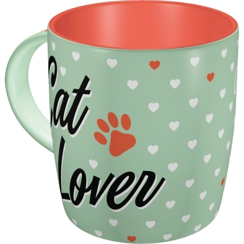 Katze Cat Lover Tasse Nostalgic Art