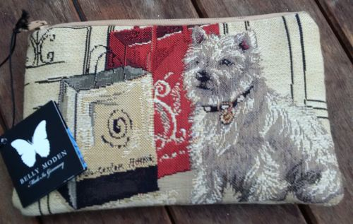 Belly Moden Tasche Salon Westie