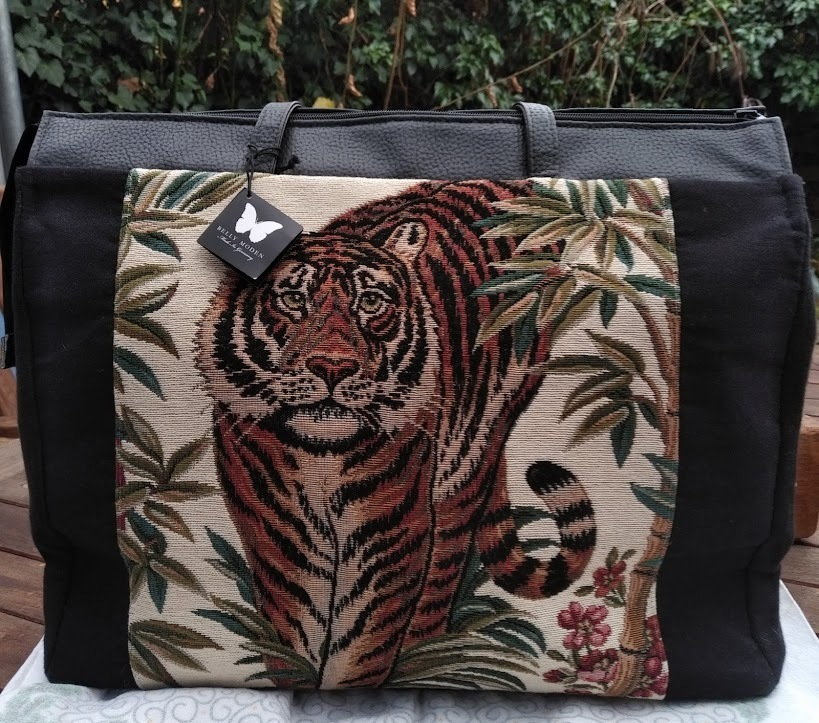 Tiger Shopper Reisetasche Belly Moden
