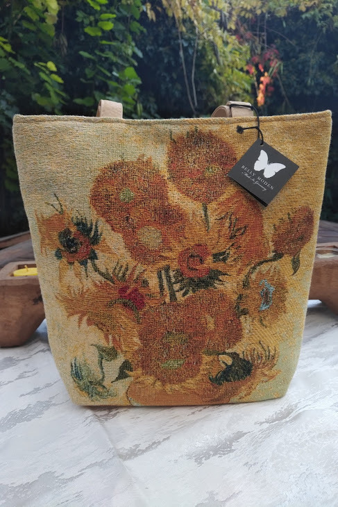 Tasche Blumen Kunst Shopper Belly Moden