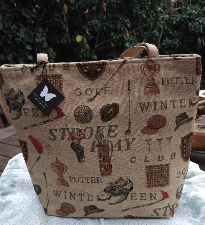 Golf Shopper Tasche Belly Moden