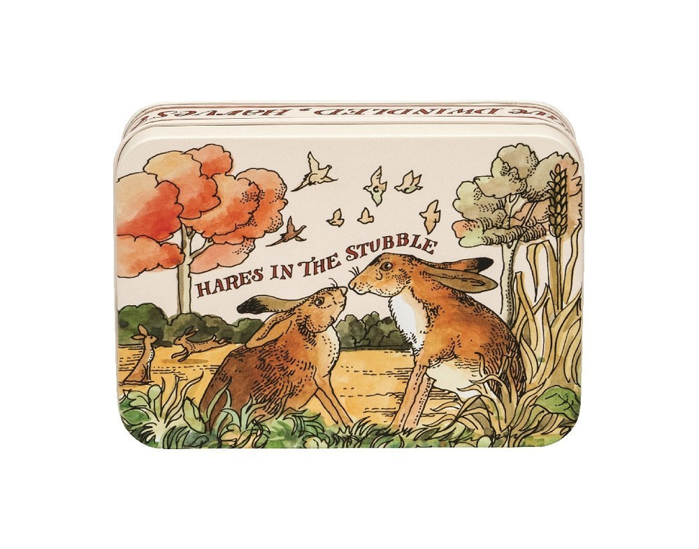 Rabbit Hase In the Woods Dose Tin Bridgewater