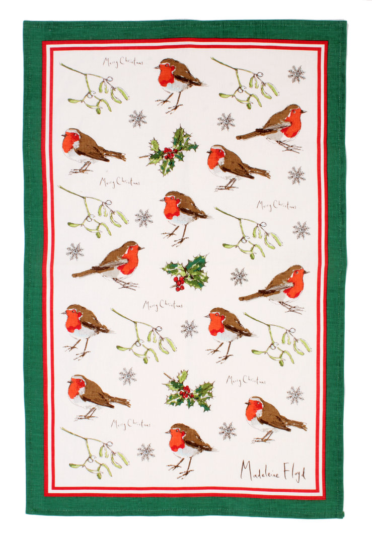 Robins Holly Floyd Rotkehlchen Ulster Weavers
