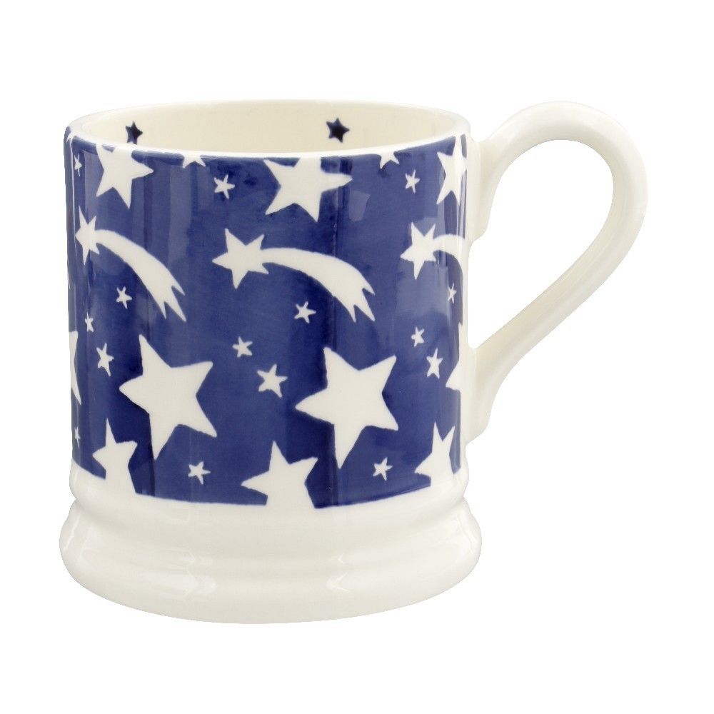 Blue Shooting Star Tasse Mug Emma Bridgewater